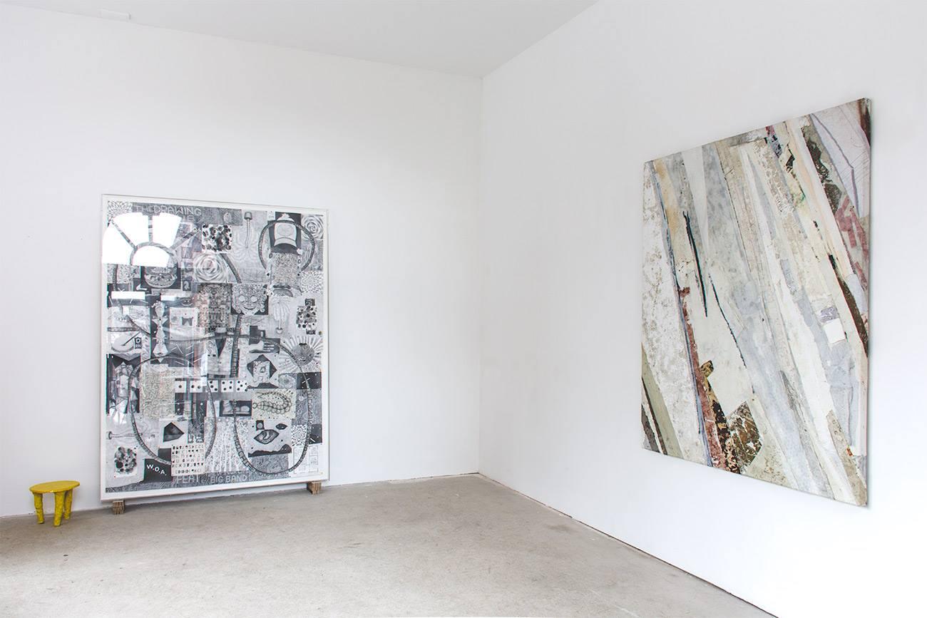 Koen Taselaar and Ryan Wallace @ BOESKE & HOFLAND amsterdam leipzig | 2016