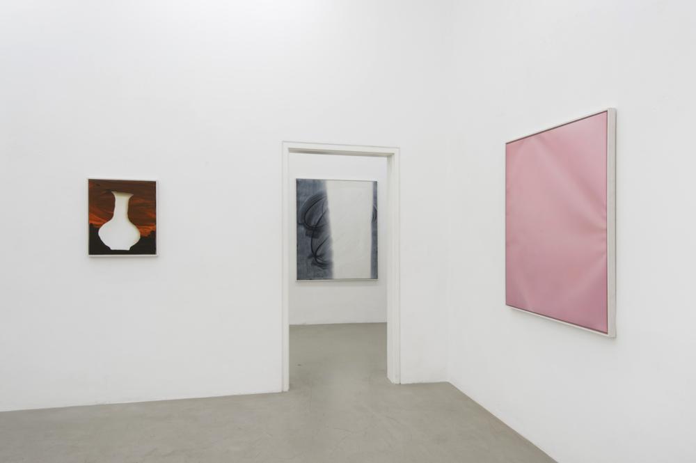 Lime Green And Tangerine @ Galerie Michael Sturm, Stuttgart | 2014