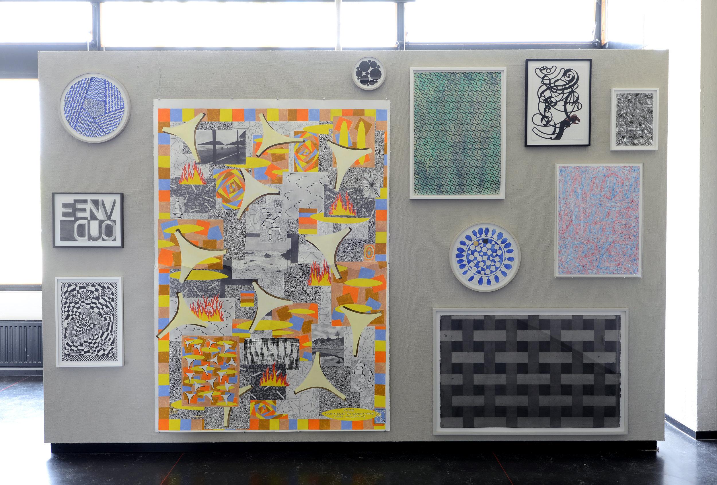 Koen Taselaar and Henri Jacobs @ Erasmus Gallery Rotterdam | 2017