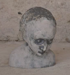 LES REVENANTS I | 2013 glazed ceramic | height: 33 cm