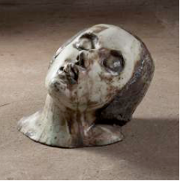 Les Revenants III | 2014 glazed ceramic | height: 40 cm