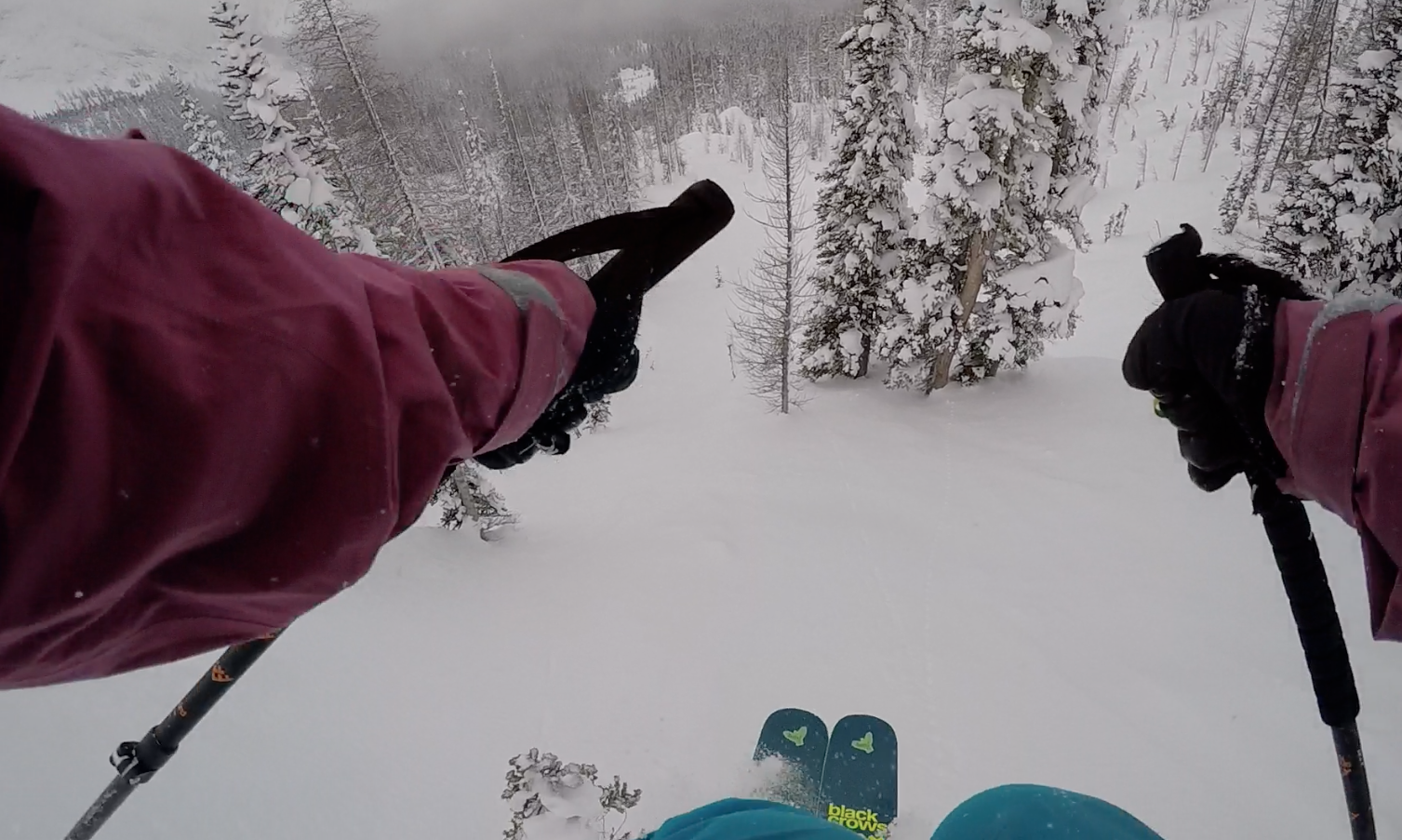 pow turns help makeeverything right in the world. especially when you can jump off stuff.