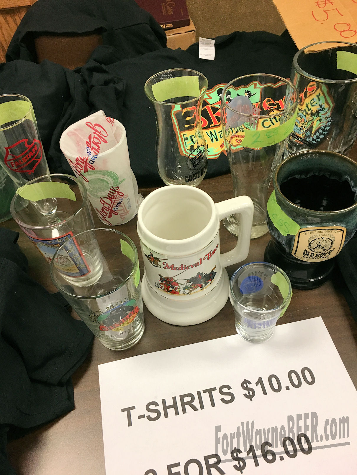 2016 Fort Wayne Brewery Collectibles Show05.JPG