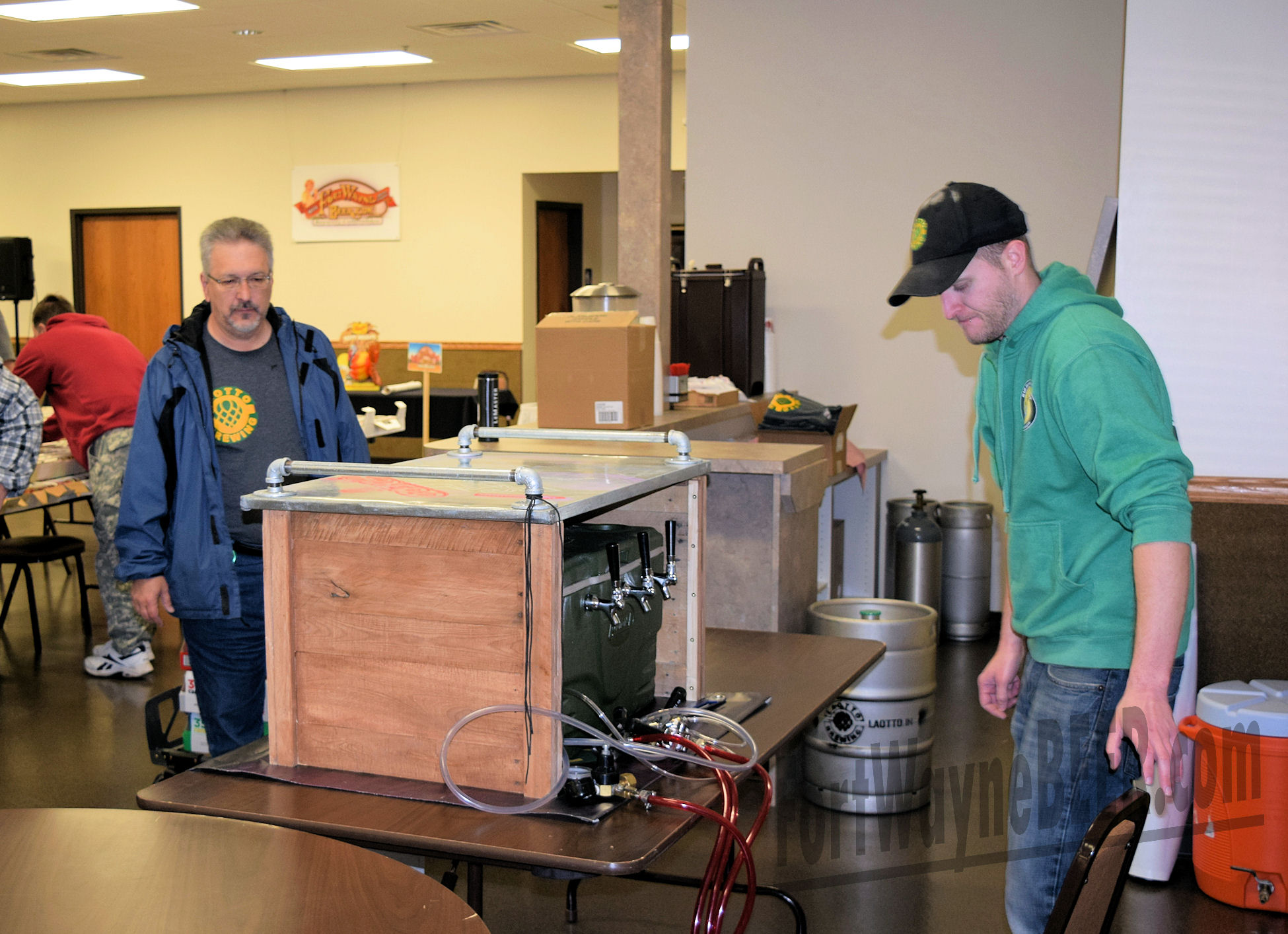 2016 Fort Wayne Brewery Collectibles Show26.JPG