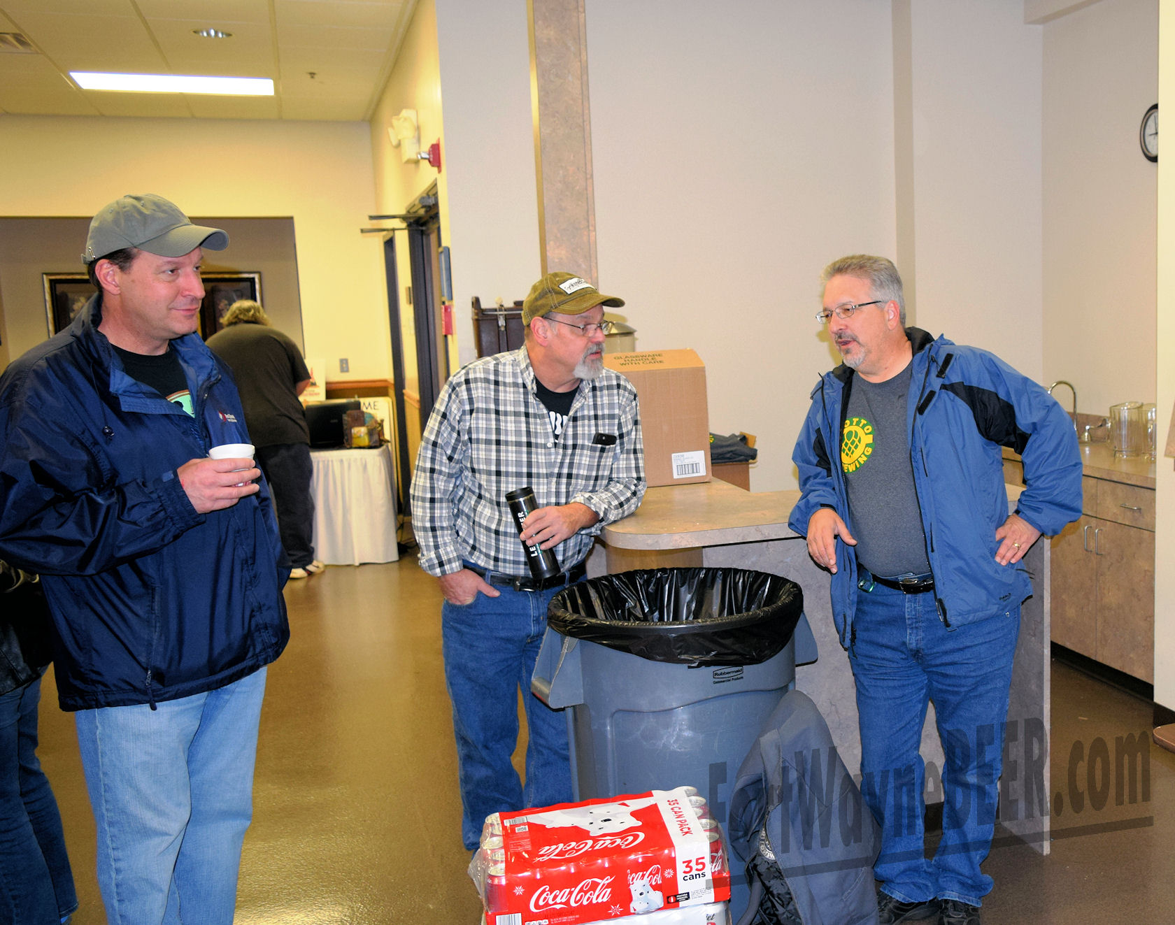 2016 Fort Wayne Brewery Collectibles Show28.JPG