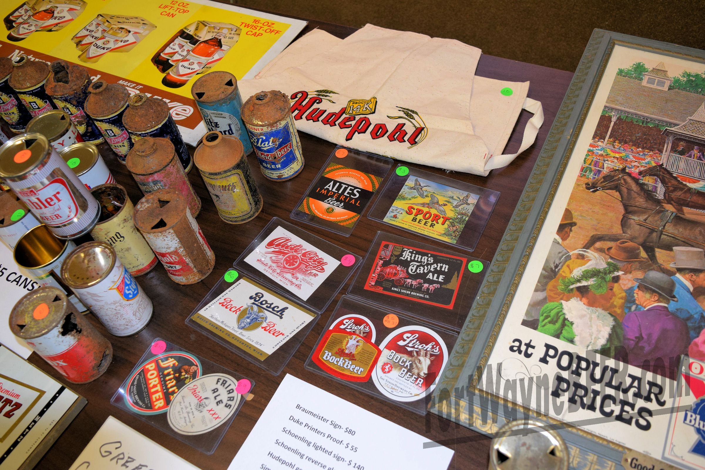 2016 Fort Wayne Brewery Collectibles Show37.JPG