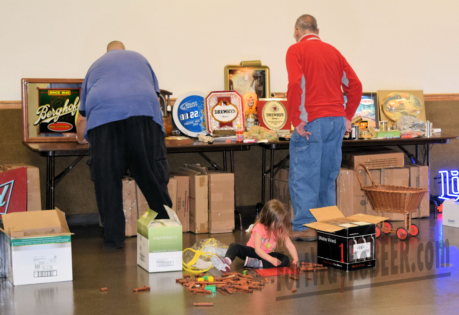 2016 Fort Wayne Brewery Collectibles Show46.JPG
