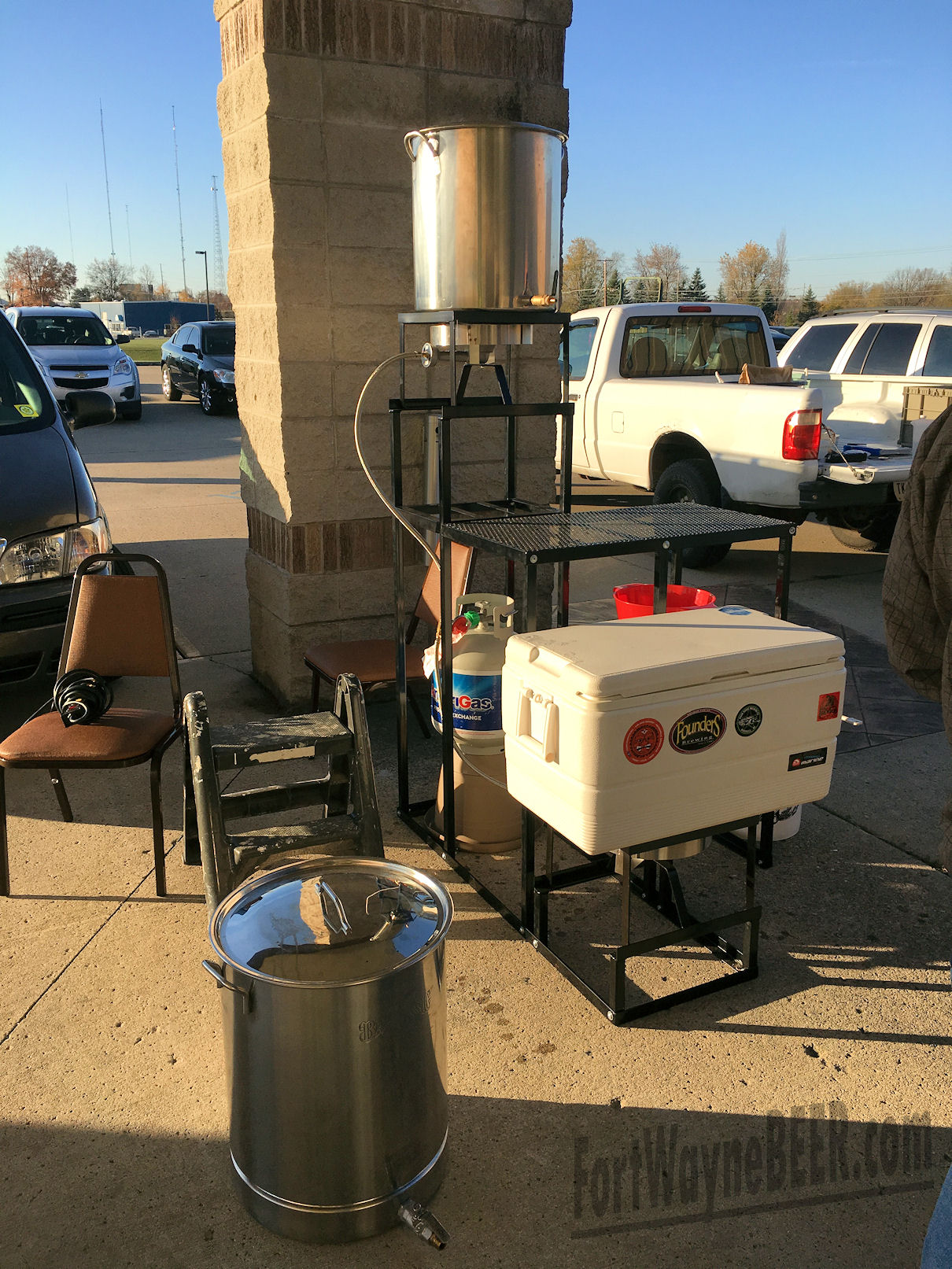 2016 Fort Wayne Brewery Collectibles Show60.JPG