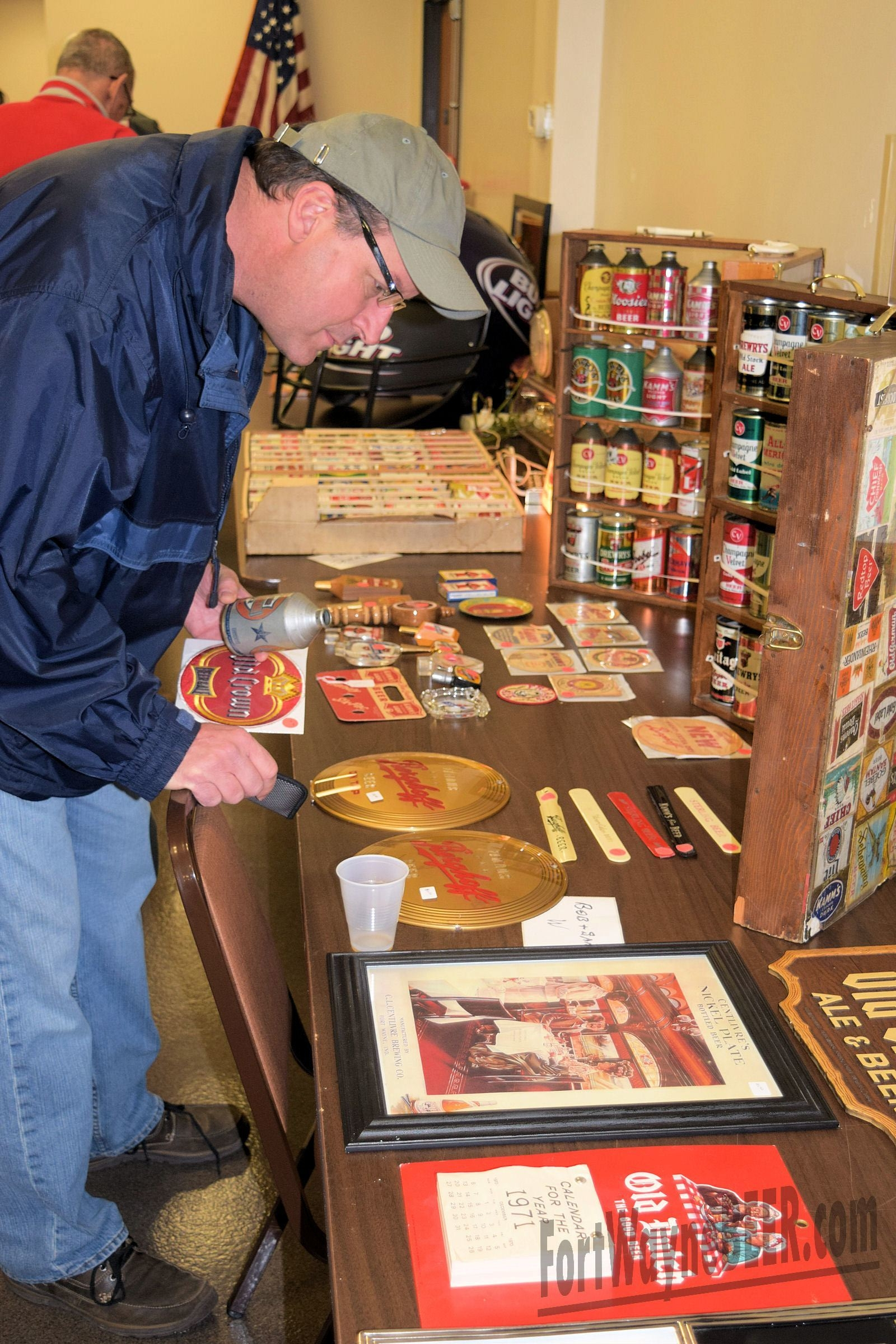 2016 Fort Wayne Brewery Collectibles Show95.JPG