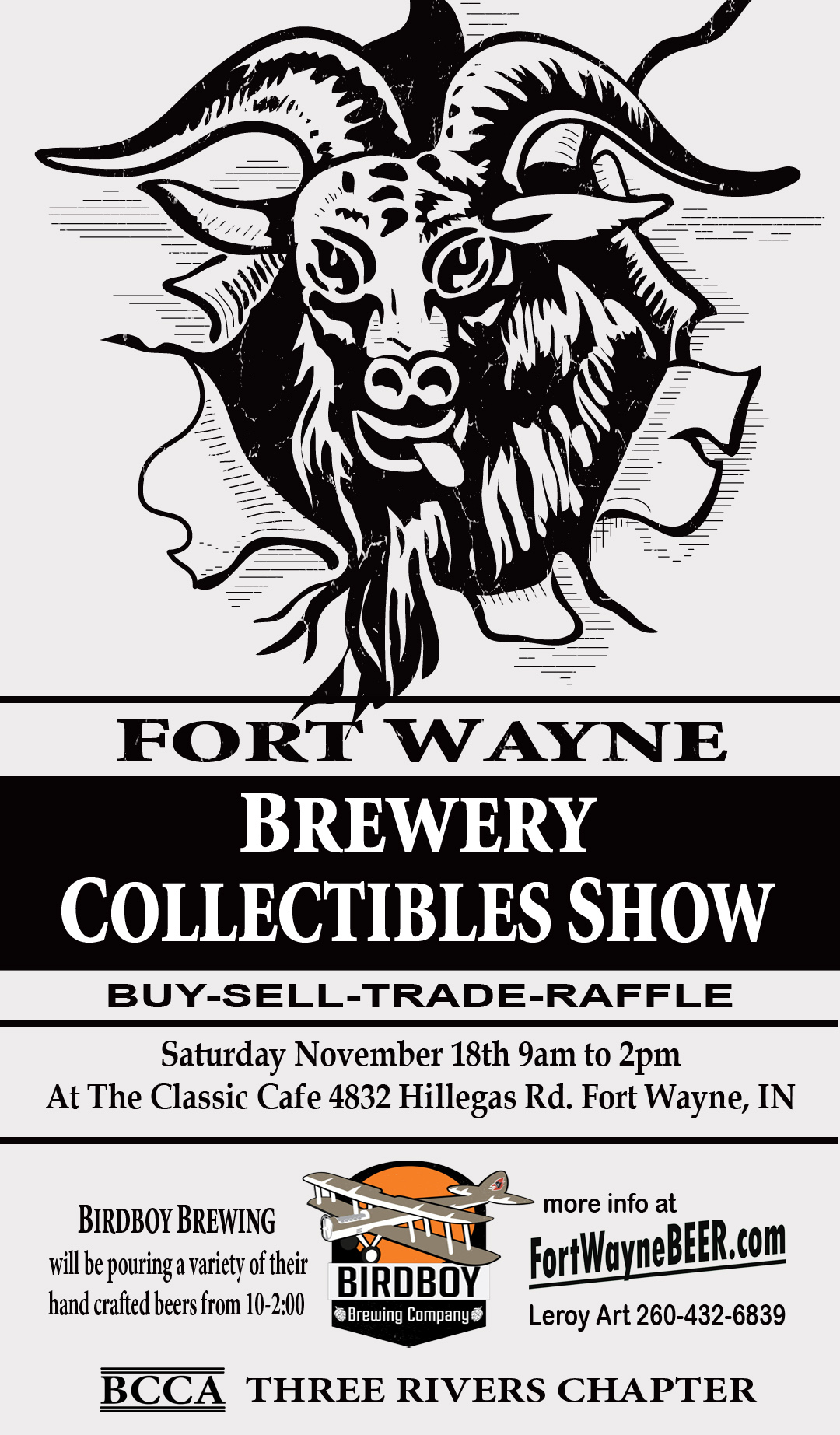 2017 Fort Wayne Brewery Collectibles Show Bock ad2.jpg