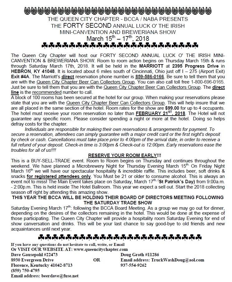 2018 Luck O the Irish Queen City Chapter BCCA info.jpg