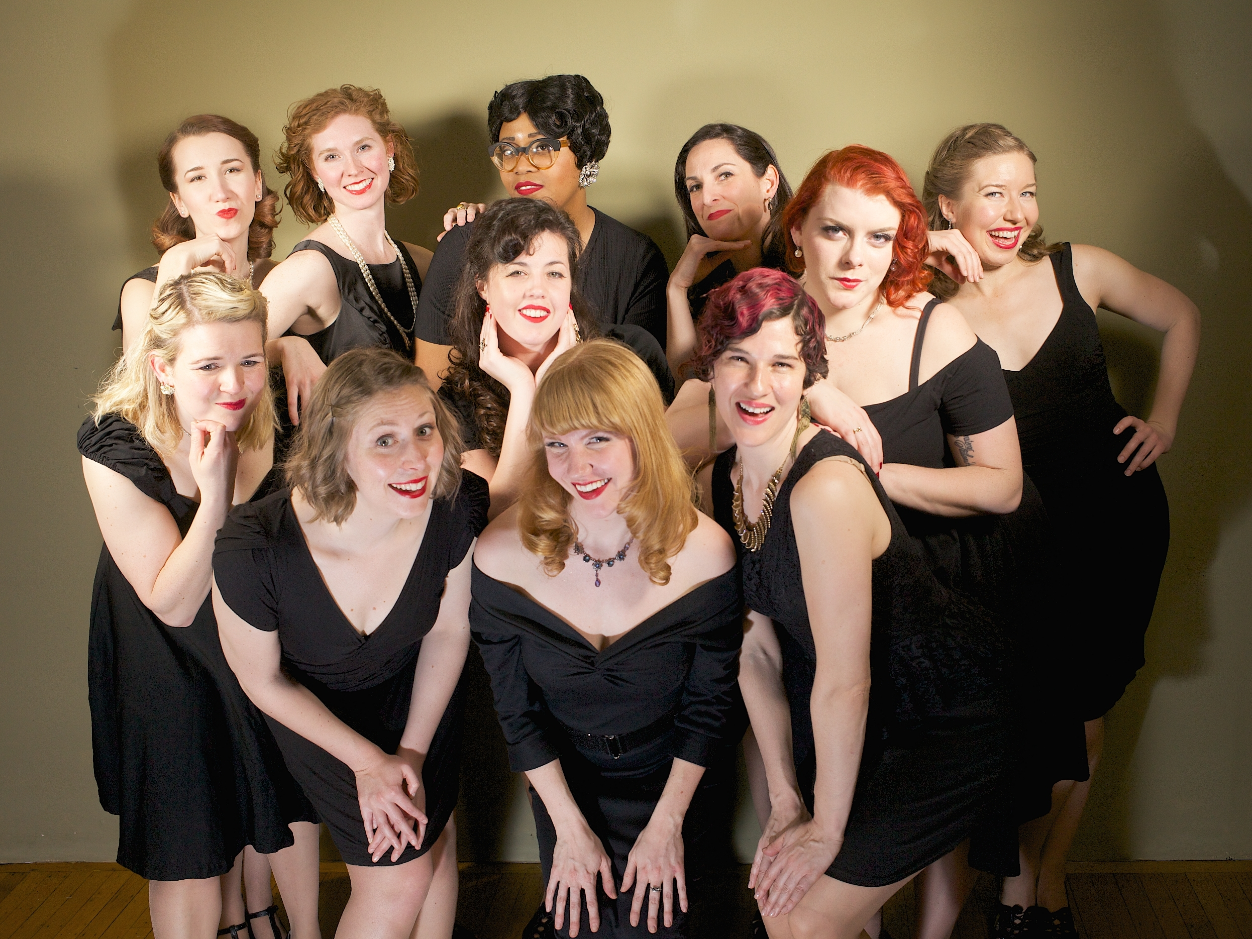 Philly's Premiere Vintage Dance Troupe!