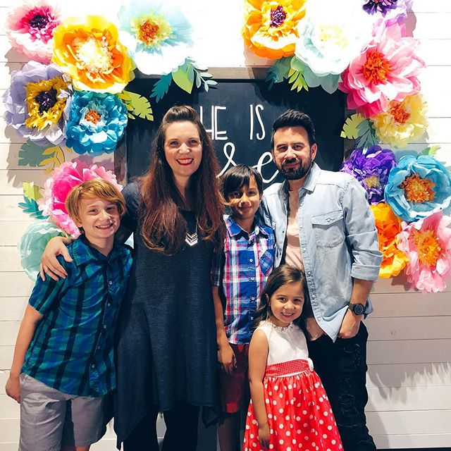 Happy Easter from our family to yours! #jayandjess