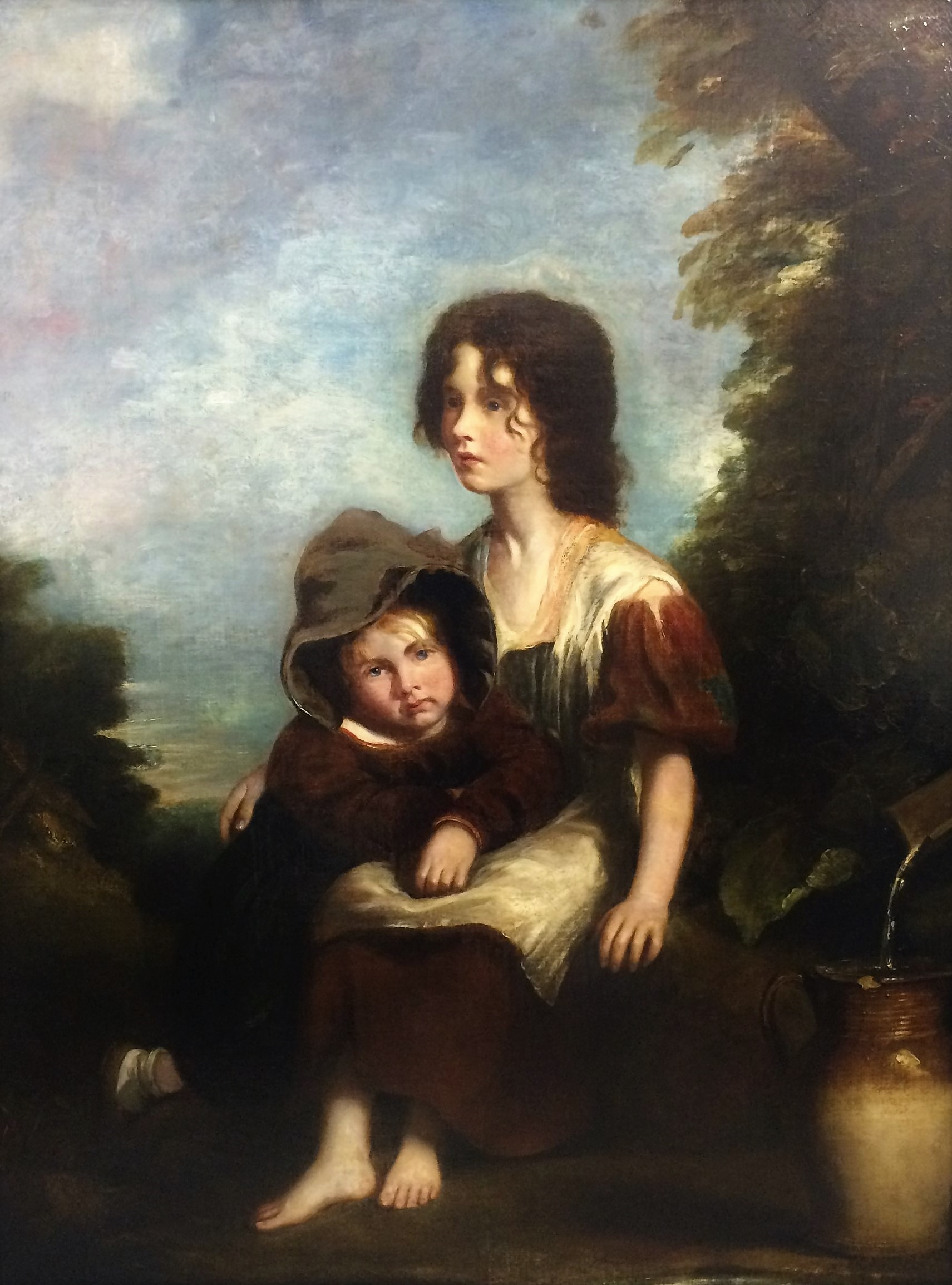 John Opie, Two Maids.JPG