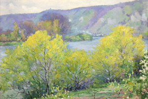 Spring Time in France, Warshawsky, 200 x 300, 72 dpi.jpg