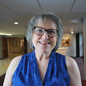 Kristy Szemetylo  July 2019-June 2022 (1st year, 1st term)