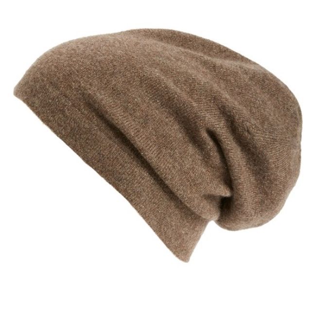 The Rail Cashmere Knit Cap ($35) from  Nordstrom