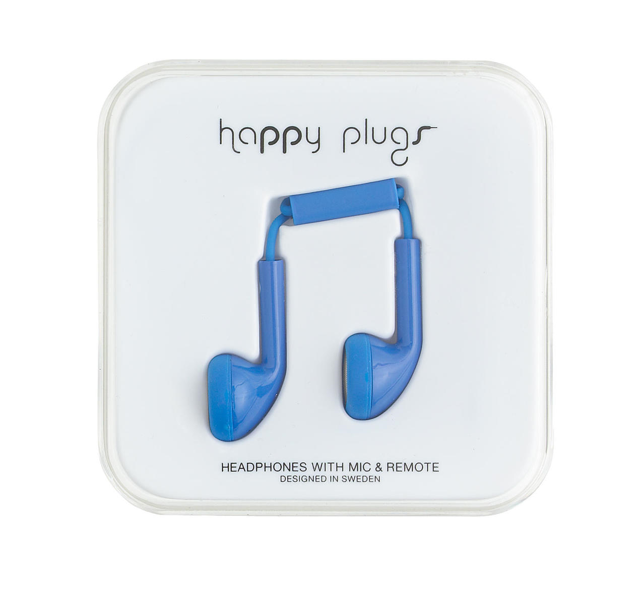 Happy Plugs Earbuds ($25) from  J. Crew
