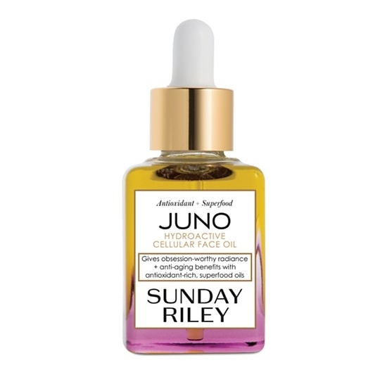 Sunday Riley Juno Hydroactive Cellular Face Oil ($125) from  Space NK