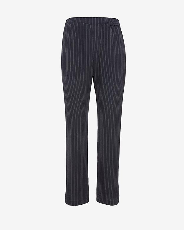 Theory  Pinstripe Silk Pant , $70