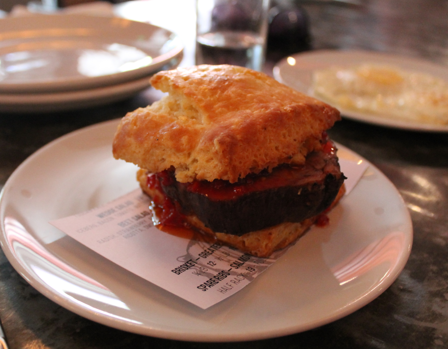 Pork Biscuit