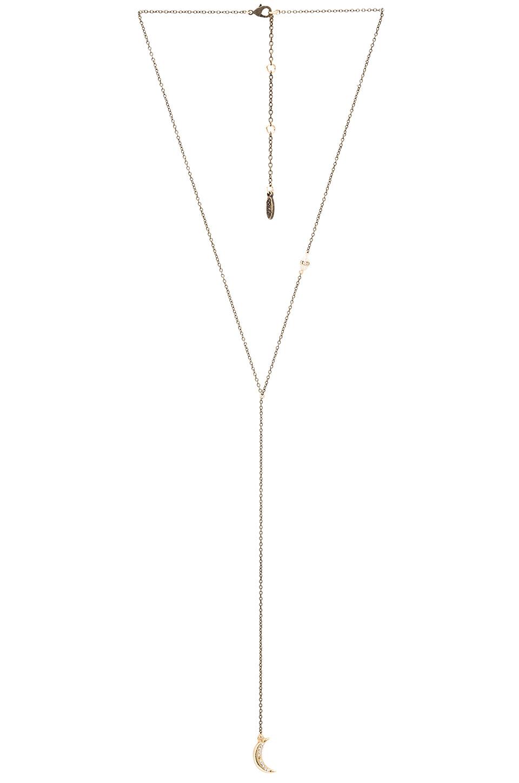 Elliatt Lariat Necklace, $39