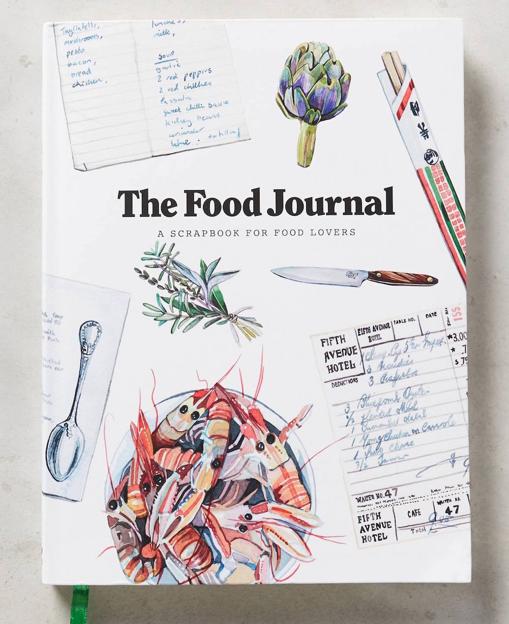 The Food Journal,  Anthropologie , $16