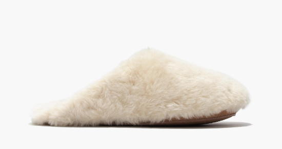 The Colton Slipper,  Madewell,  $50