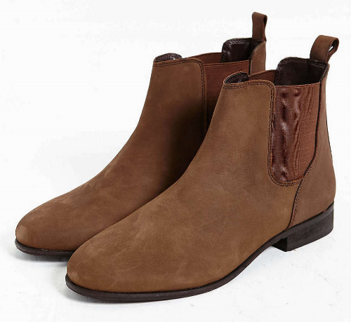 Suede Chelsea Boot,  Urban Outfitters , $89