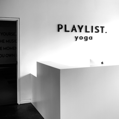Photo via  Playlist Yoga