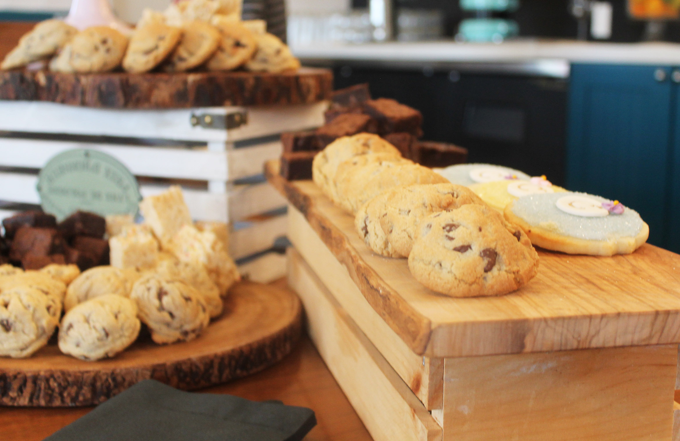 A Selection of Baked Goods