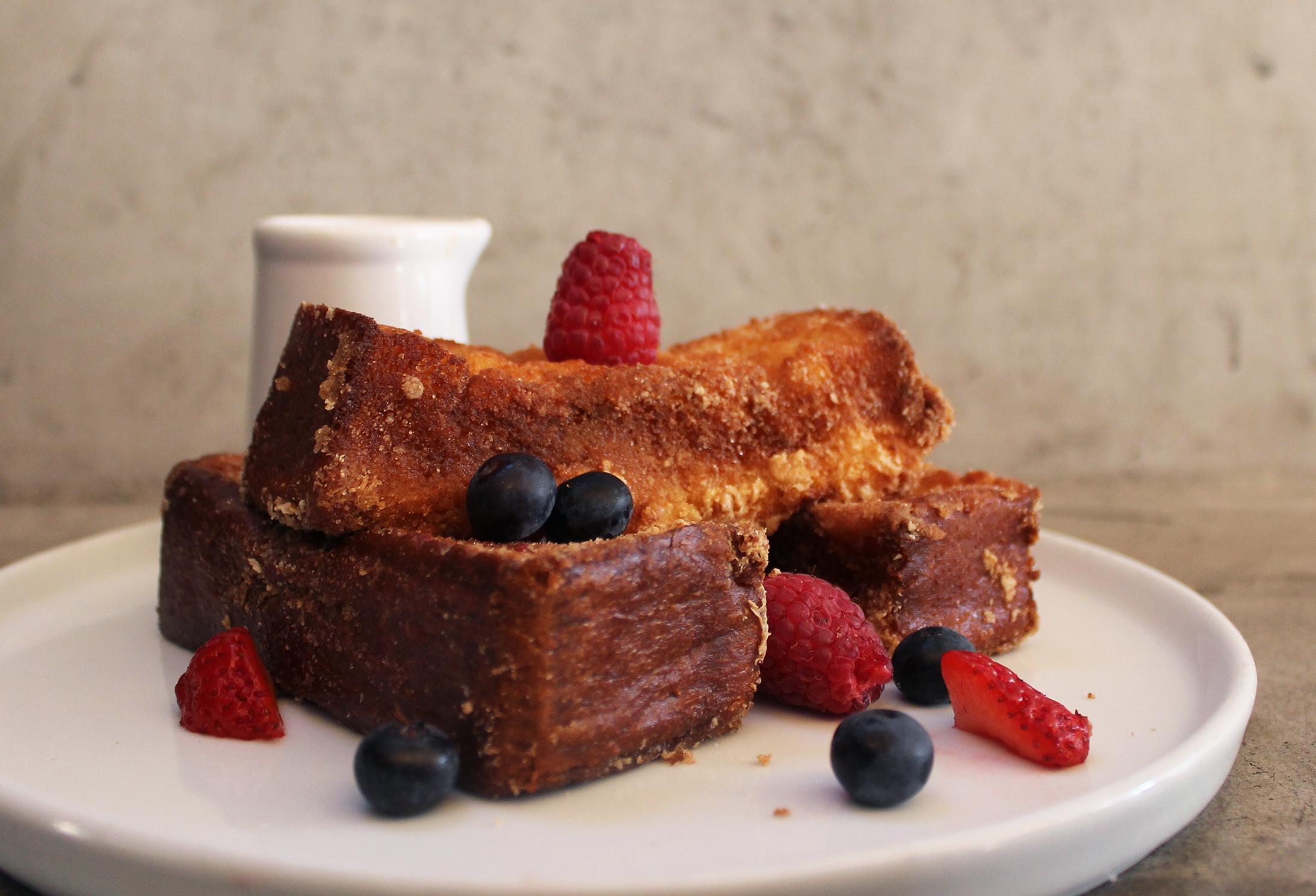 Brioche French Toast