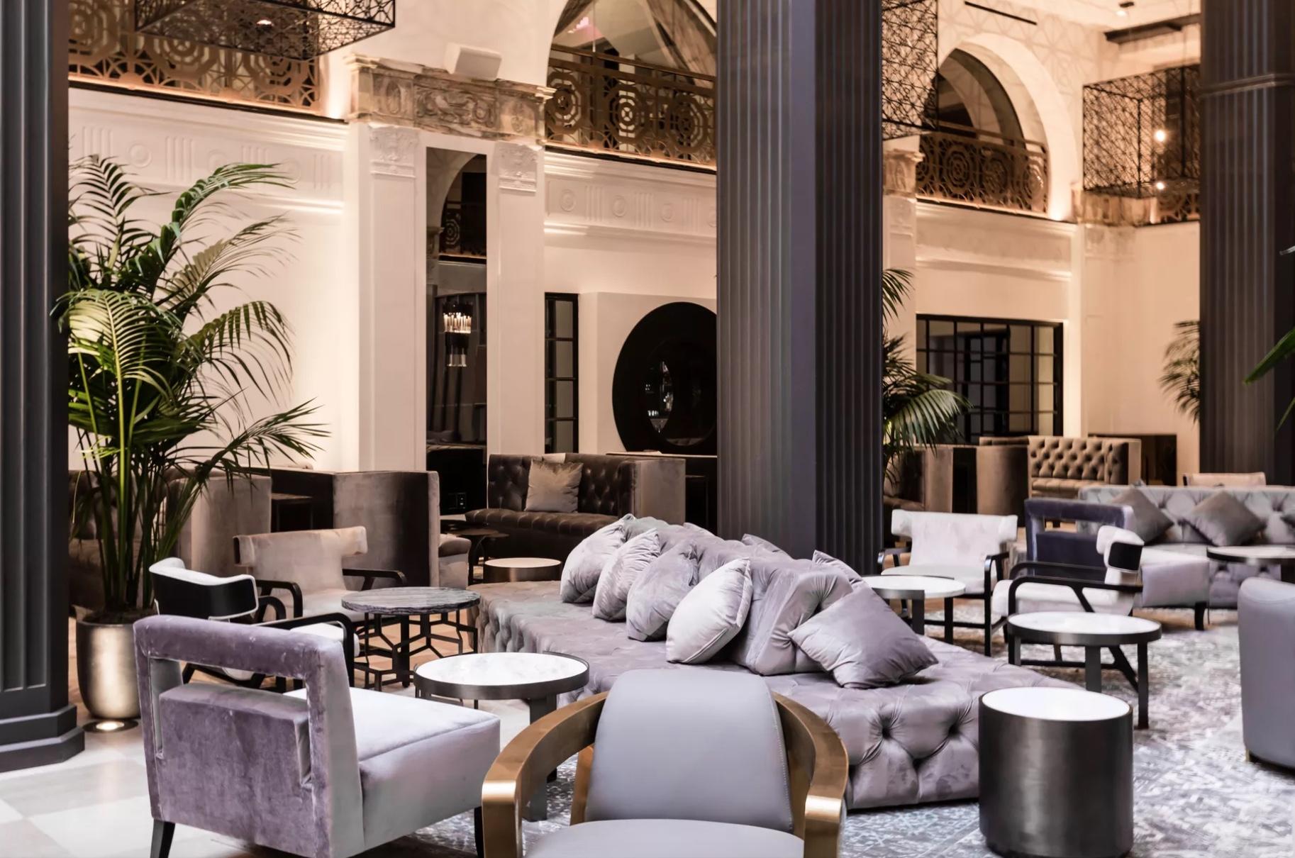 The Lobby / M Bar