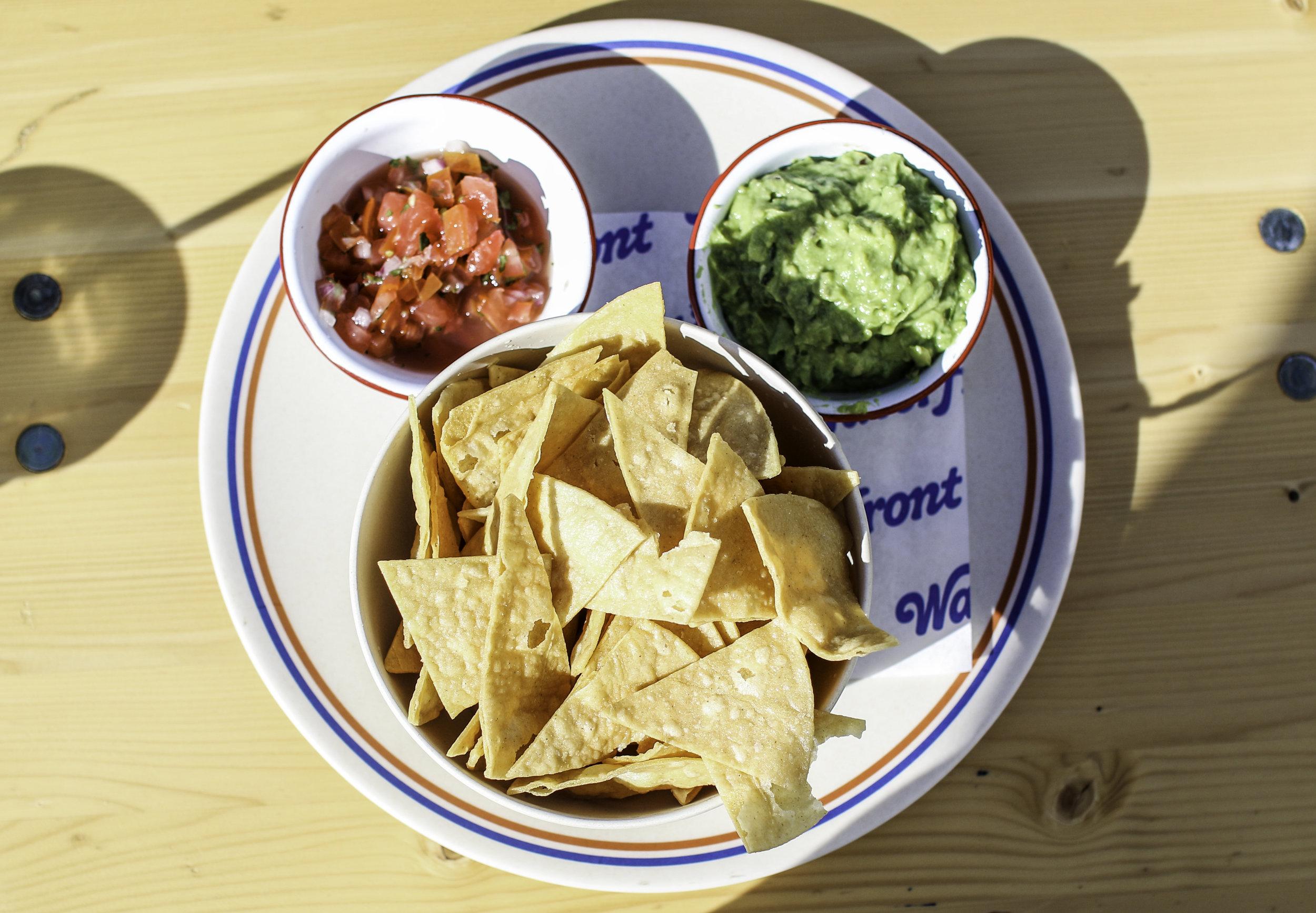 Chips + Guacamole