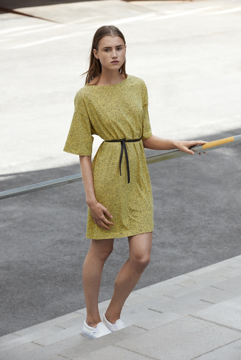 Joyce Organic Cotton Dress by Tricotage at Gather&See £78.jpg