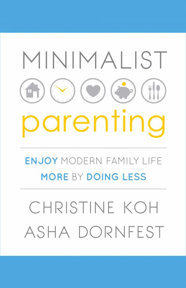 Minimalist Books - Minimalist Parenting by Christine Koh