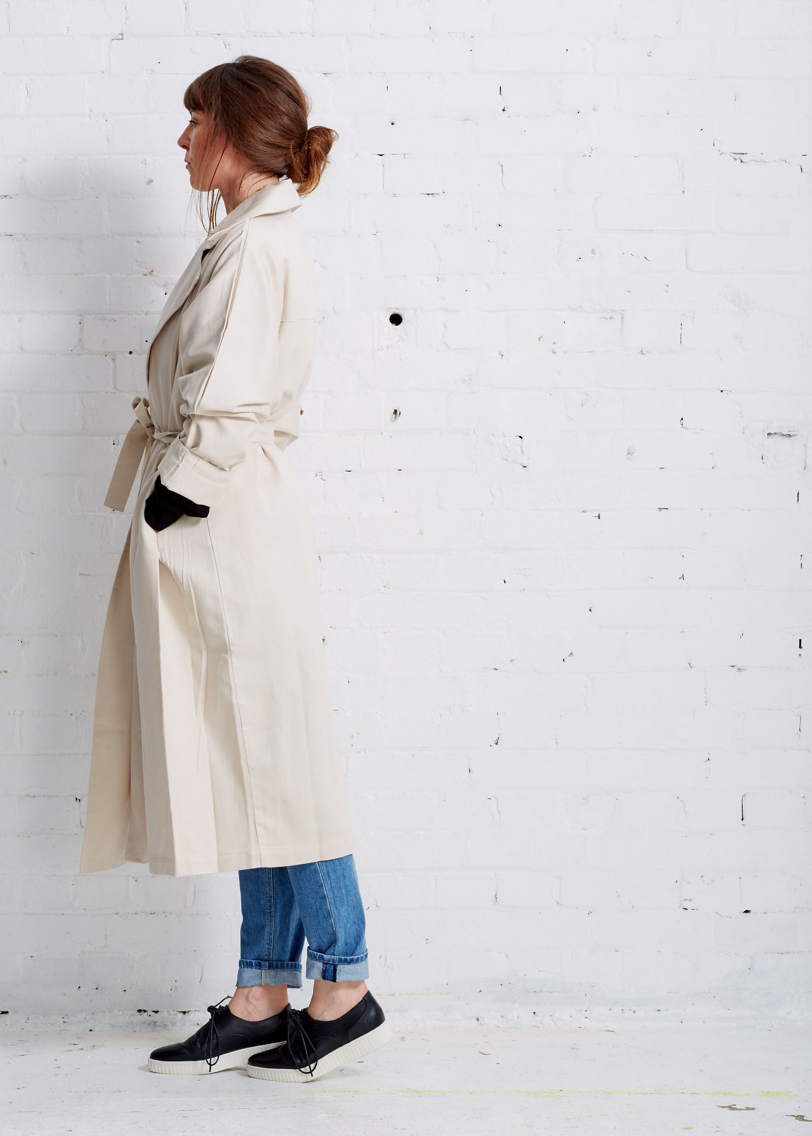 The Ethical Fashionista's Guide to Organic Clothing | Kowtow Trip To The Desert Trench
