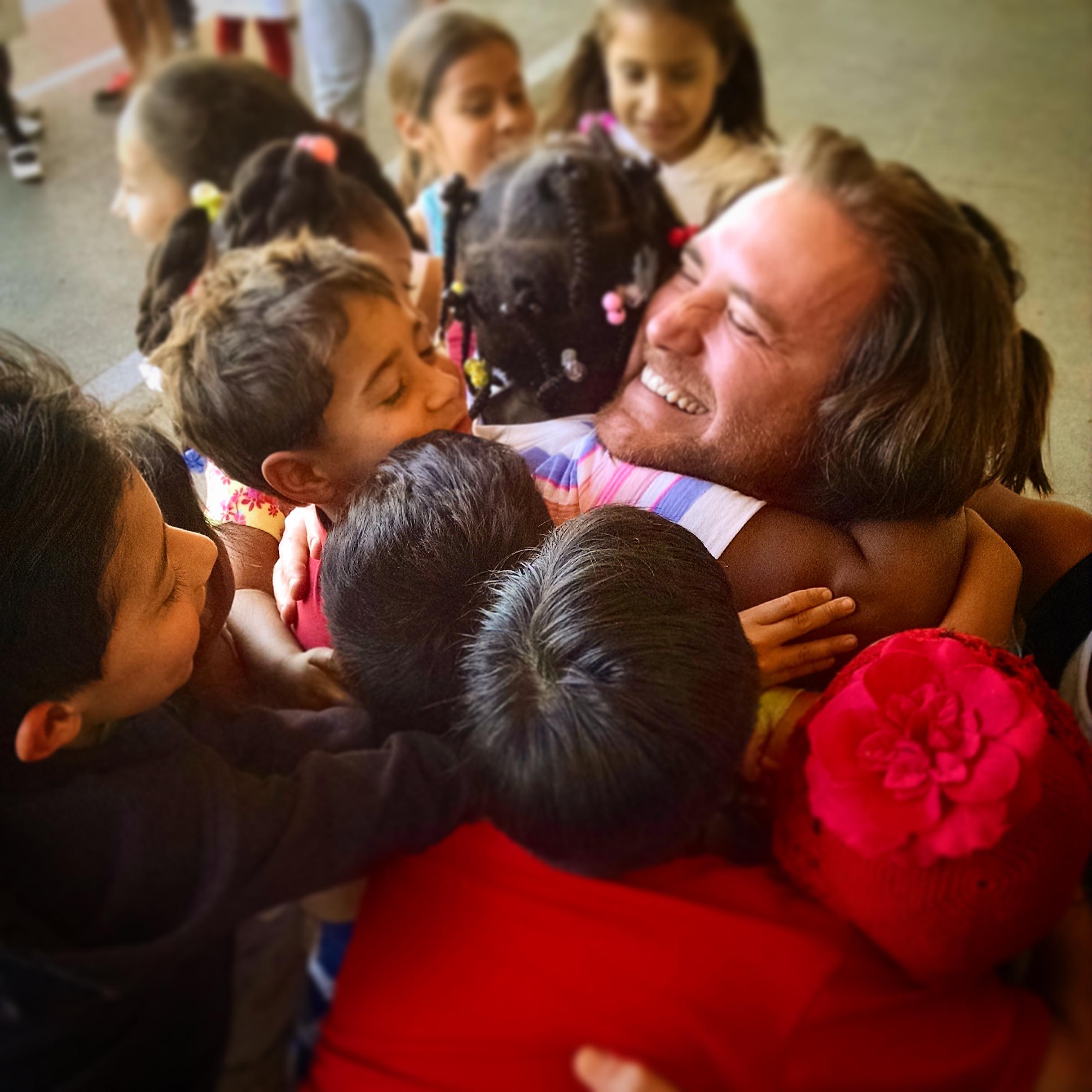 Justin Wolff and Yoobi Kids