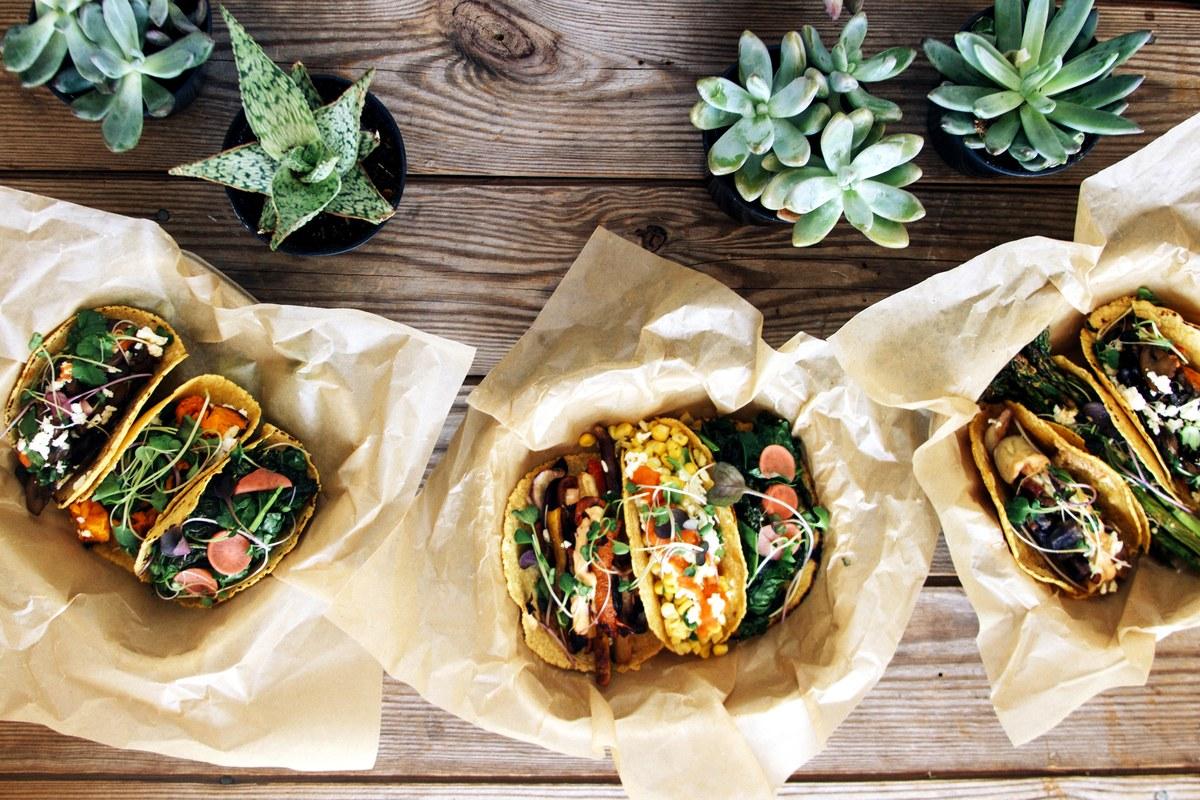 Sustainable Eateries Washington, DC | Chaia