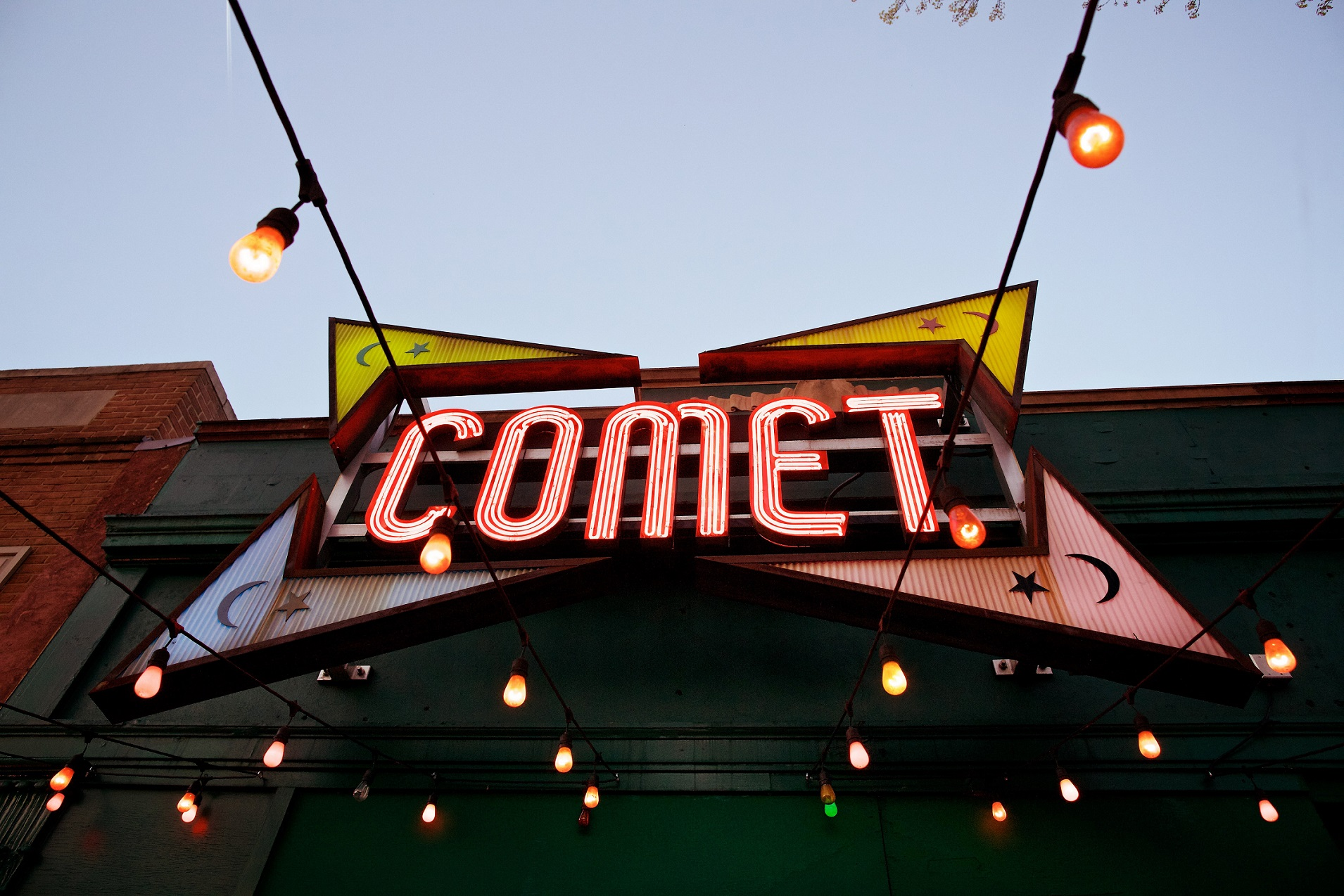 Sustainable Eateries Washington, DC | Comet Ping Pong