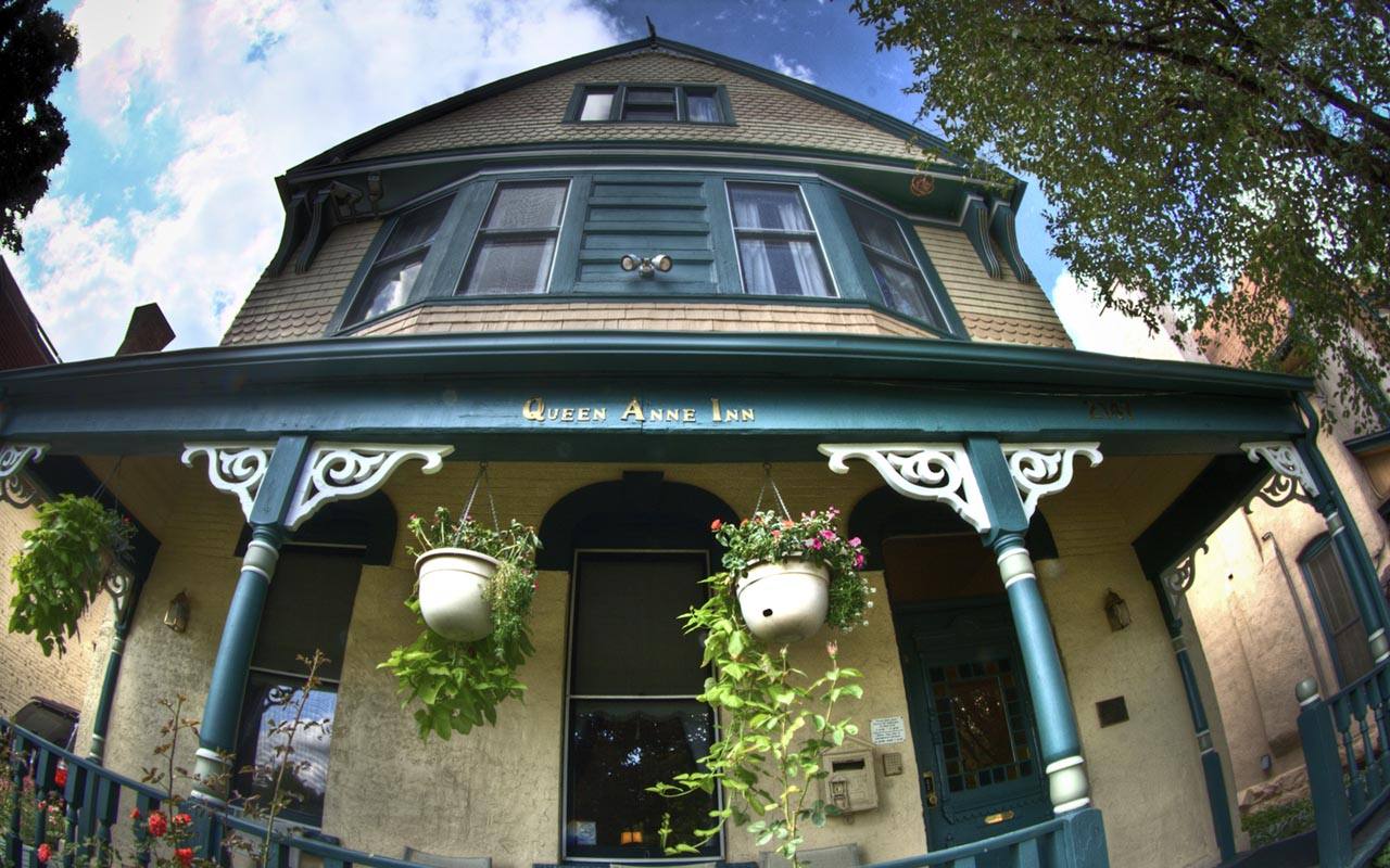 Denver Sustainable City Guide - Queen Anne