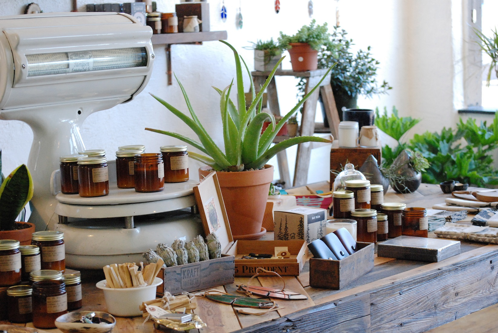 Denver Sustainable City Guide - Sub Rosa Mercantile