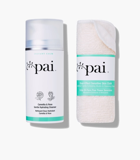 All Natural Face Wash - Pai Skincare Camellia Rose Gentle Hydrating Cleanser