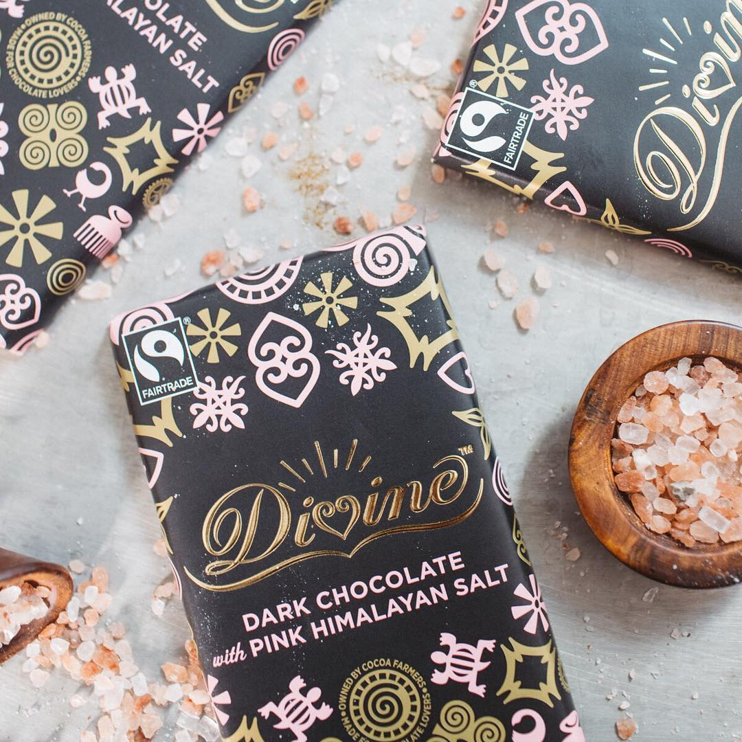 Divine Fair Trade Chocolate // Feminist Gifts To Get Yourself This Valentine's Day