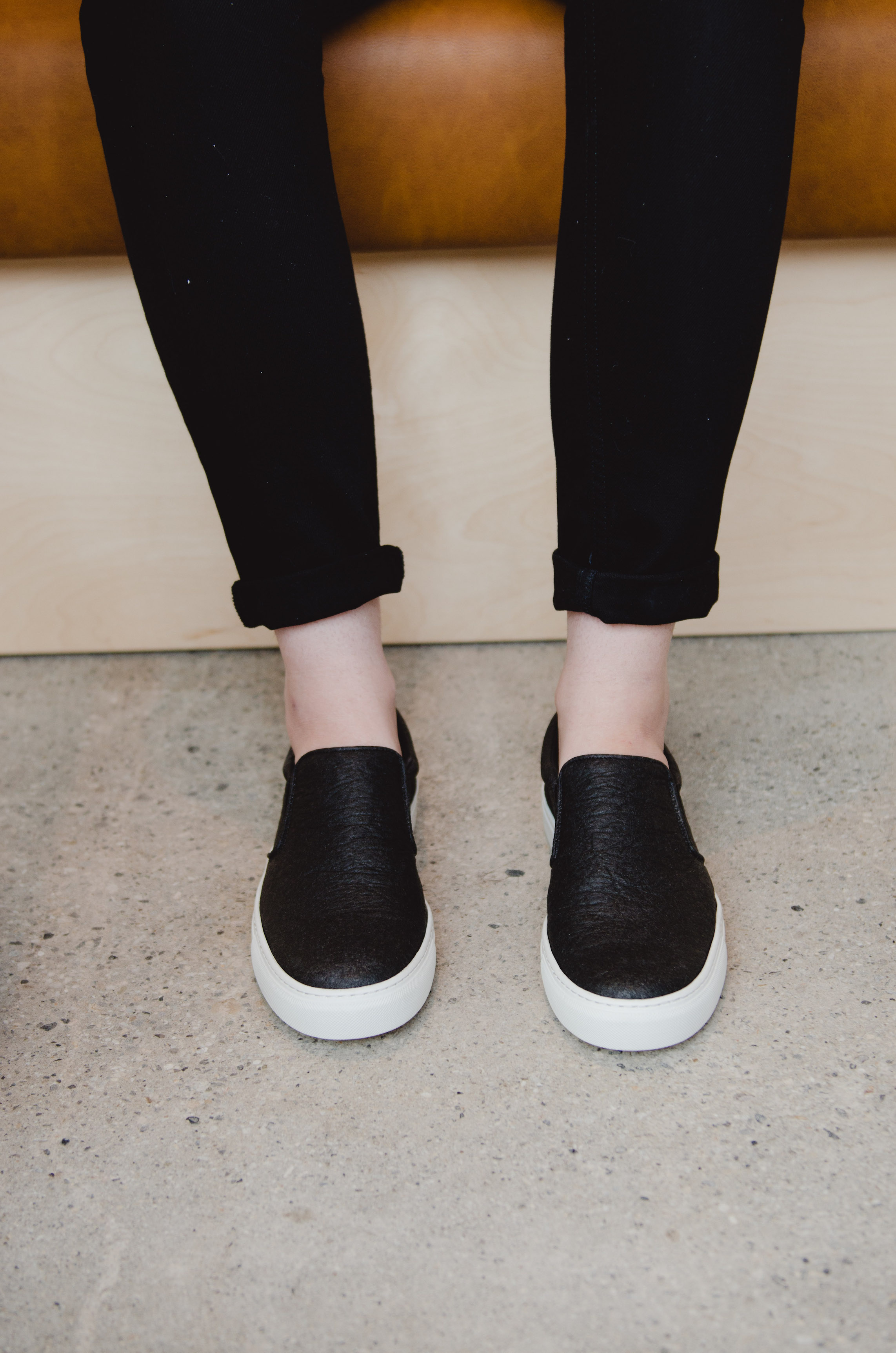 Nae vegan shoes // A Week Of Thrifted & Ethical Outfits With Emilie Maine On The Good Trade