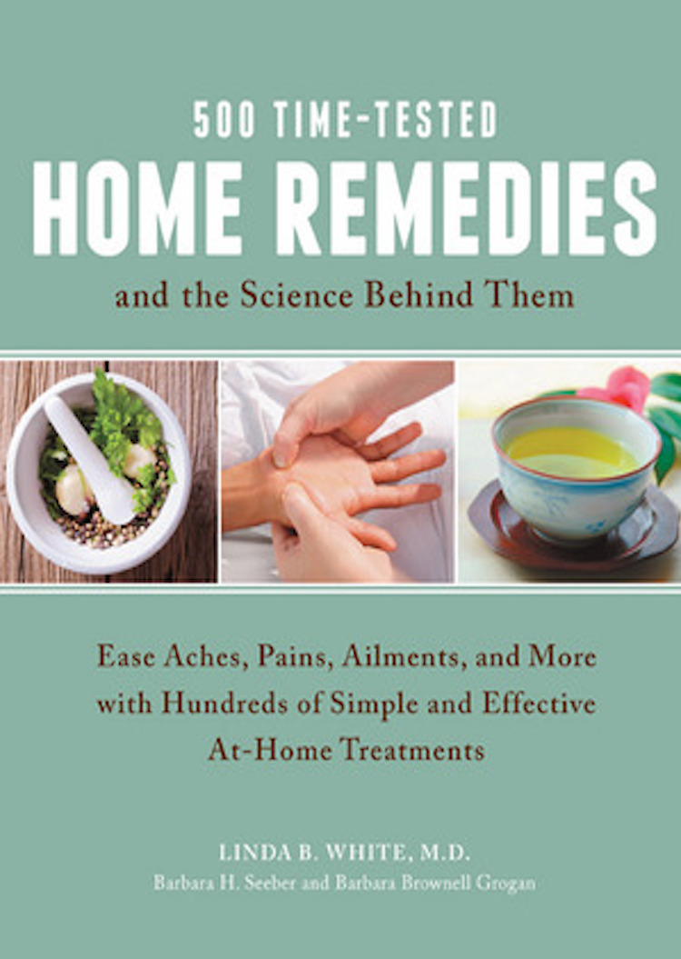 Books On Natural Remedies - 500 Time-Tested Home Remedies