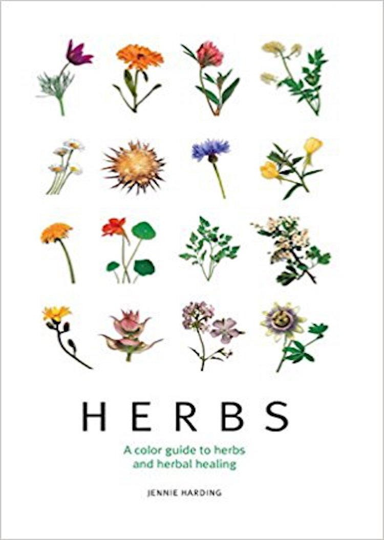 Books On Natural Remedies - Herbs by Jennie Harding