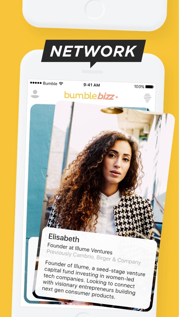 BumbleBizz Networking on Bumble // Apps For The Modern Woman on The Good Trade