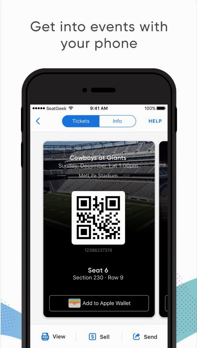 SeatGeek Event Tickets App // Apps For The Modern Woman on The Good Trade