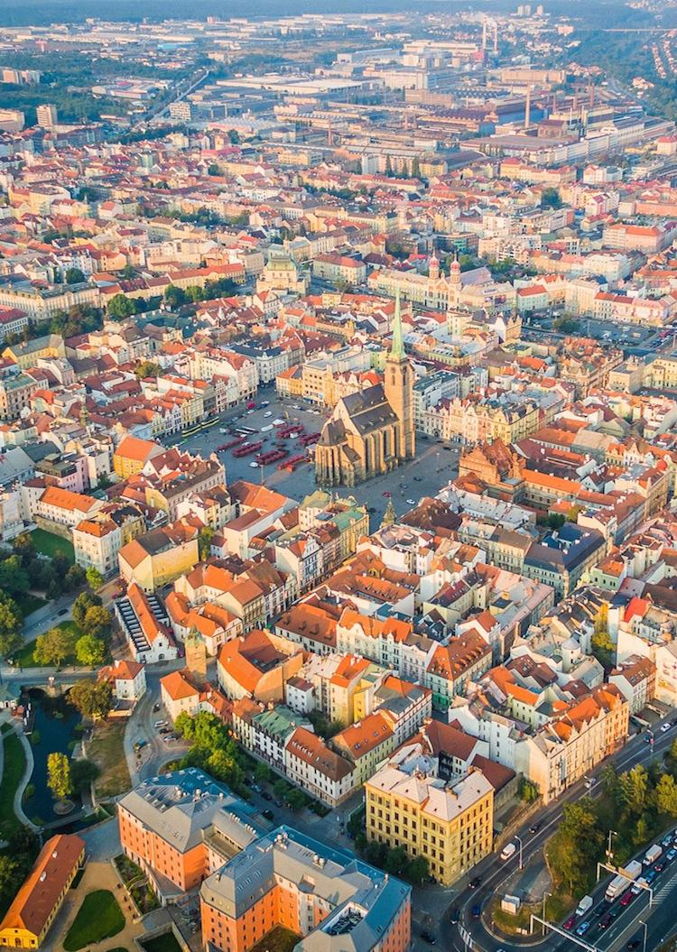 Plzeň, Czech Republic Instead of Munich, Germany // 5 Underrated European Cities For Conscious Travel This Summer on The Good Trade